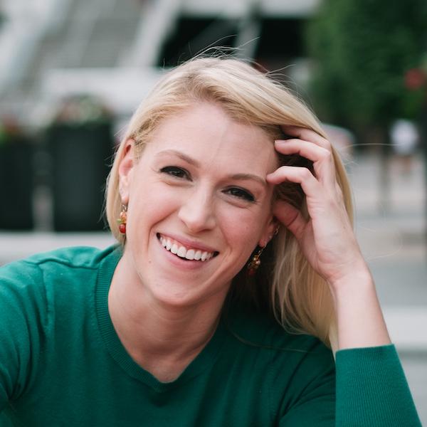 Emily Freeman. Keynote speaker at MDOYVR 2021